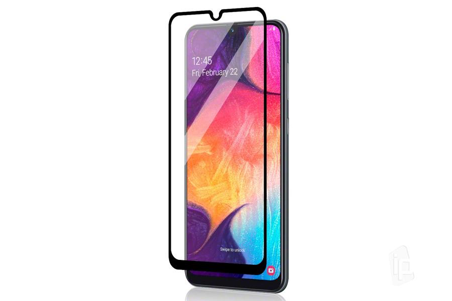 FULL GLUE 3D glass - Tvrdené sklo na displej pre Samsung Galaxy A41