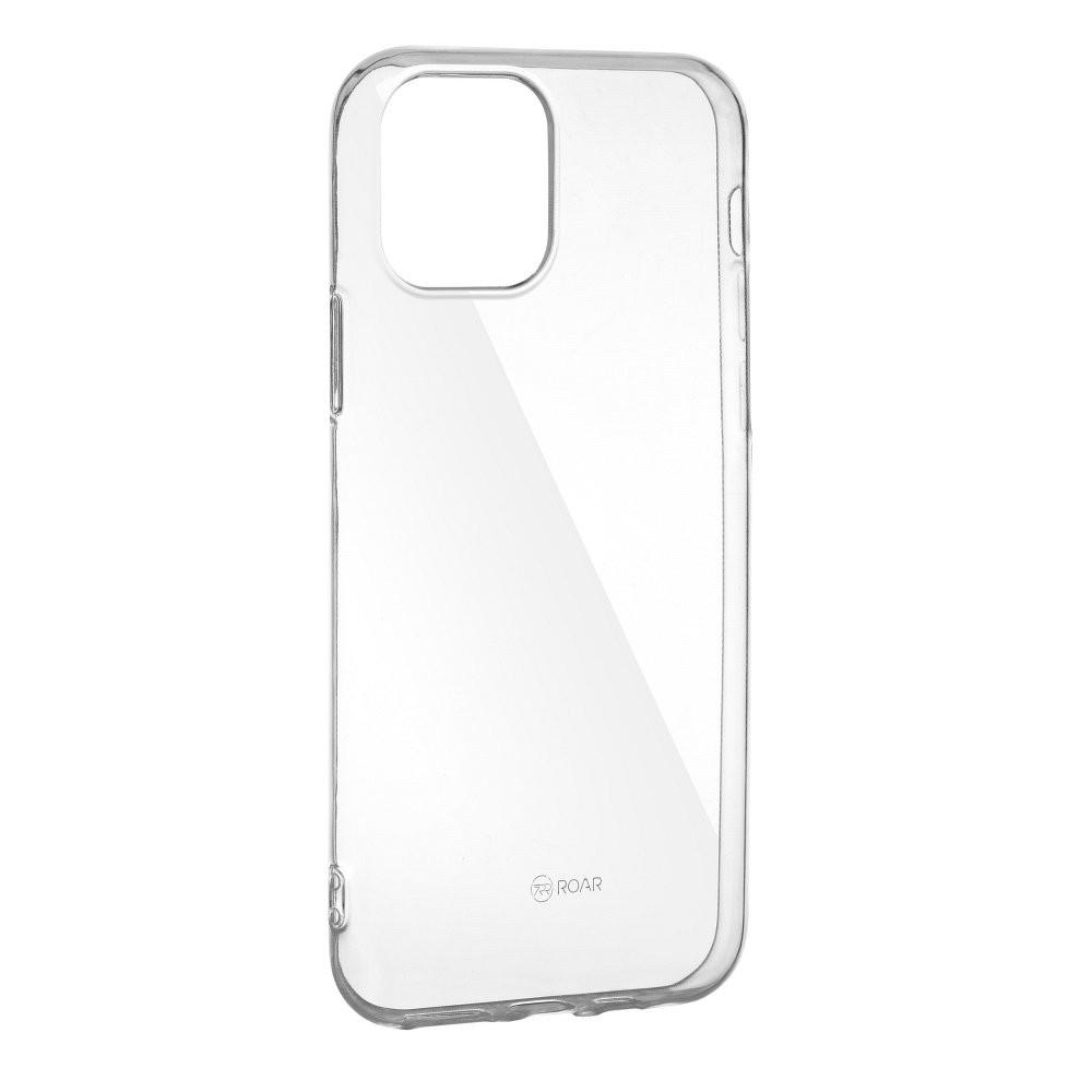 Jelly Case Roar - Samsung (SM-G900) Galaxy S5 priesvitný