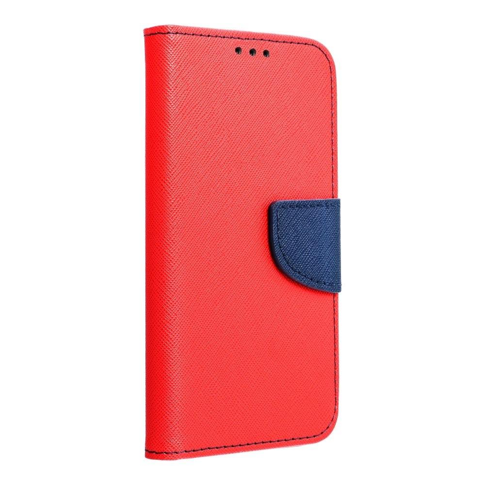 Fancy Book Samsung Galaxy J7 2016 červený/ tmavomodrý