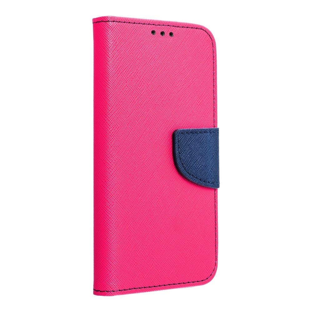Fancy Book Samsung Galaxy J5 2017 ružový/ tmavomodrý