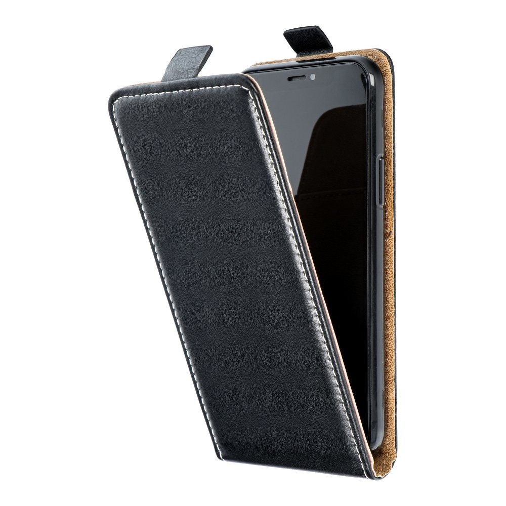 Flip Case Slim Flexi Fresh Samsung Galaxy i9190 S4 mini čierny