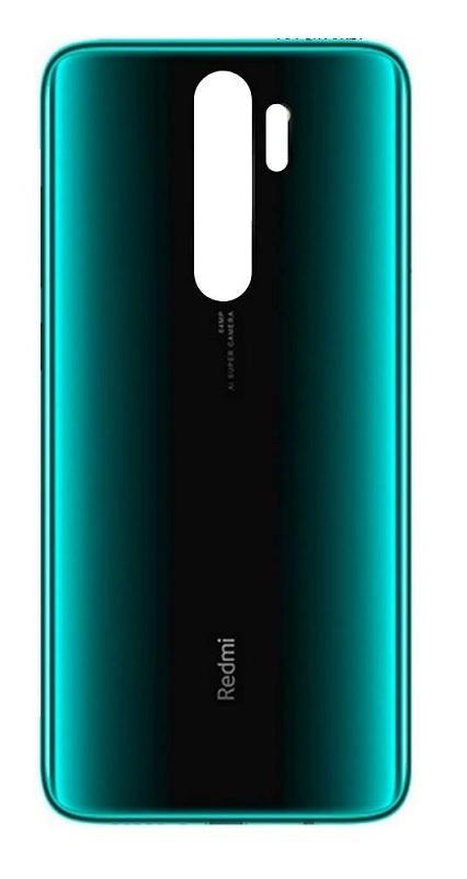Xiaomi Redmi Note 8 Pro - Zadný kryt - tmavozelený