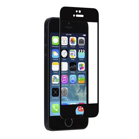 9D ochranné sklo na displej pre iPhone 5/5S/5C/SE