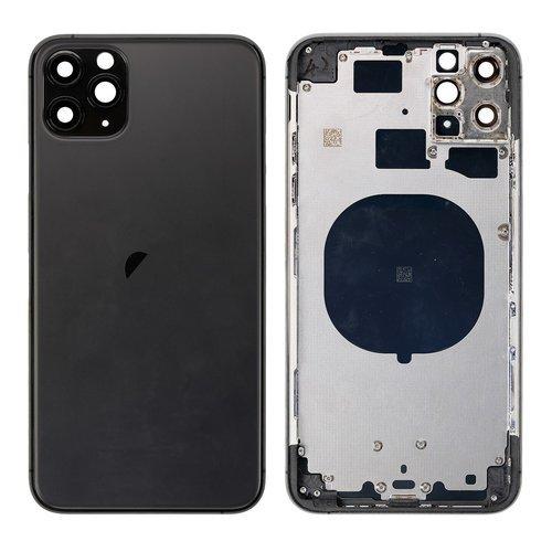 Apple iPhone 11 Pro - Zadný Housing (Space Grey)