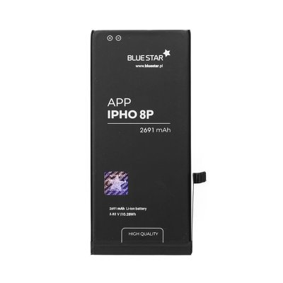 Batéria Apple iPhone 8 Plus 2691mAh Polymer Blue Star PREMIUM