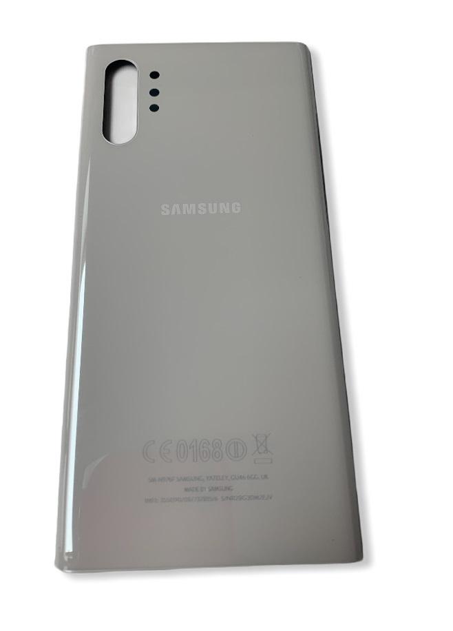 Samsung Galaxy Note 10 - Zadný kryt - biely