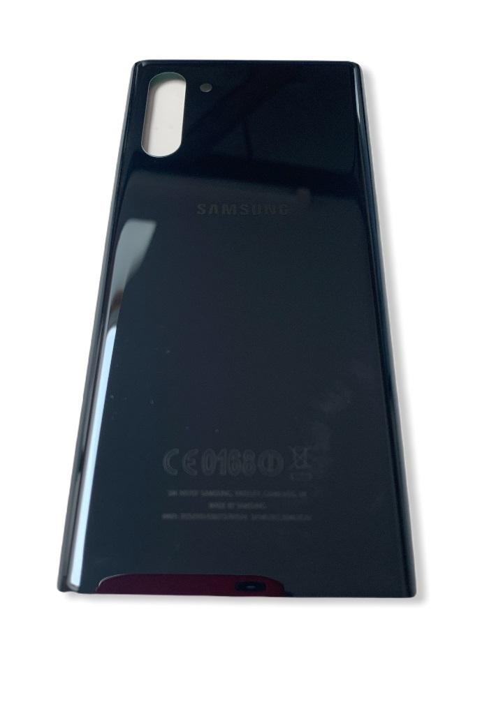 Samsung Galaxy Note 10 - Zadný kryt - čierny