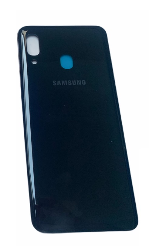 Samsung Galaxy A20 - Zadný kryt - čierny