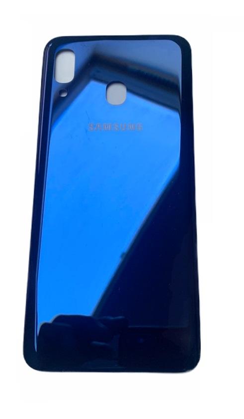 Samsung Galaxy A20 - Zadný kryt - modrý