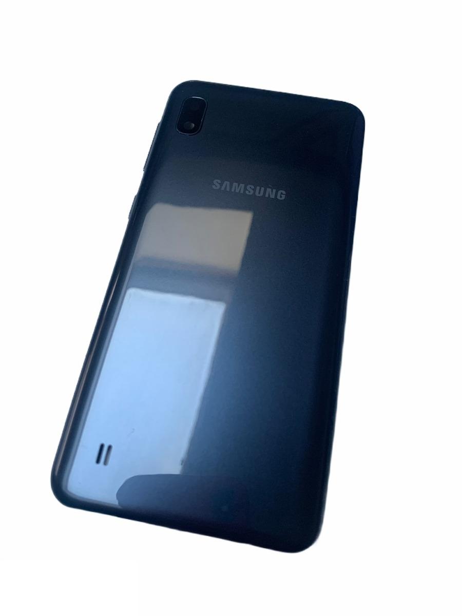 Samsung Galaxy A10 - Zadný kryt - modrý