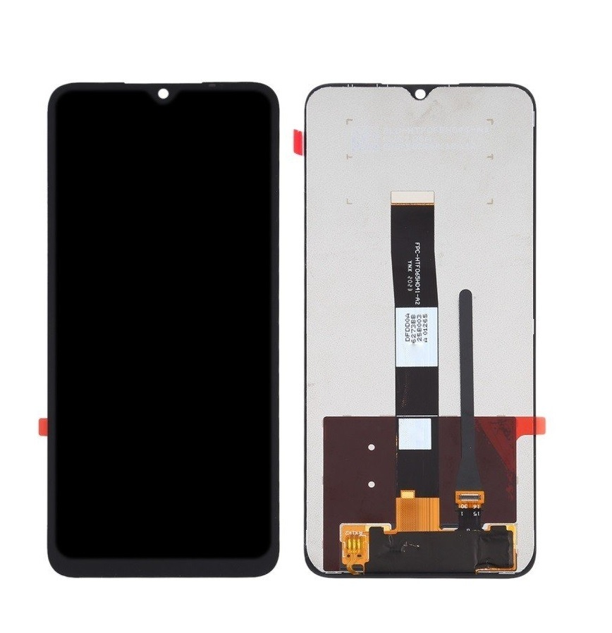 LCD displej + dotyková plocha pre Xiaomi Redmi 9A
