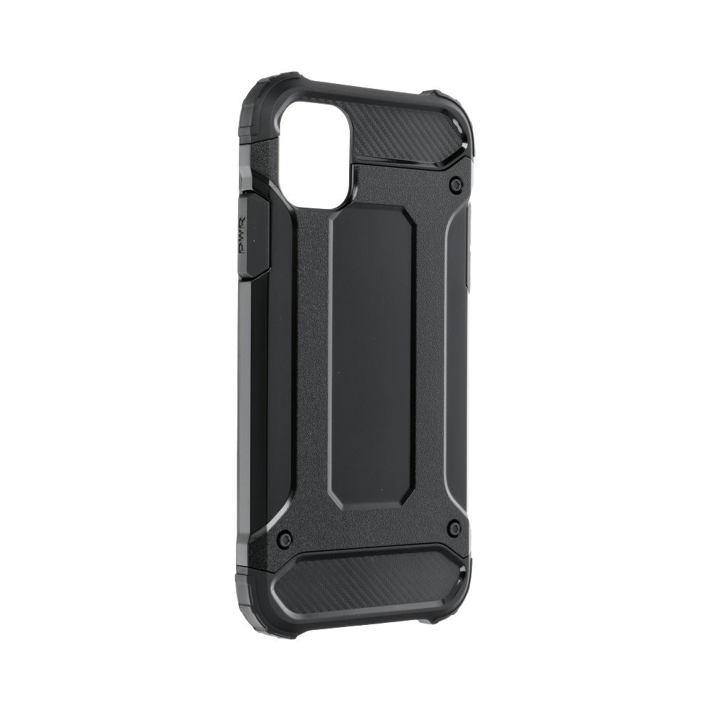 Forcell ARMOR Case iPhone 12 / 12 Pro čierny
