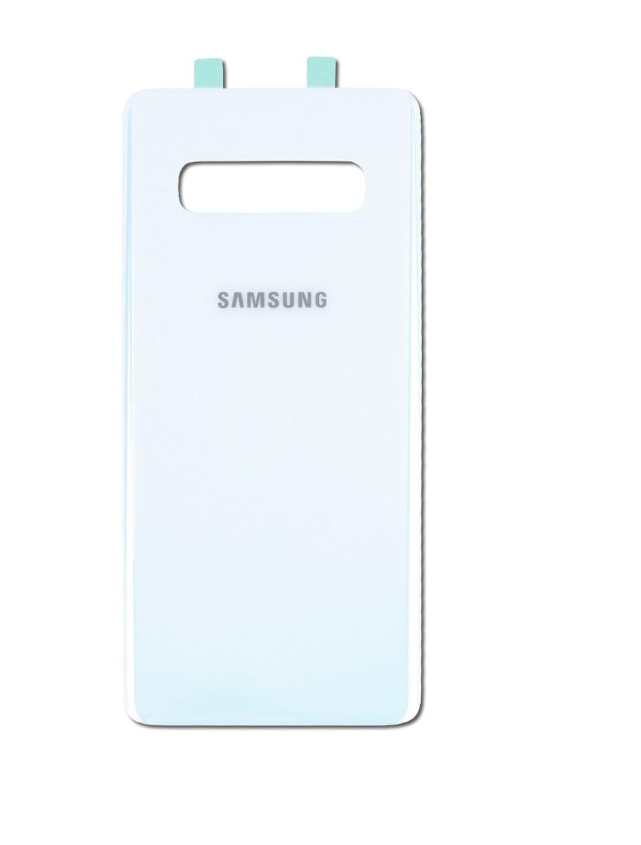 Samsung Galaxy S10 Plus - Zadný kryt - biely