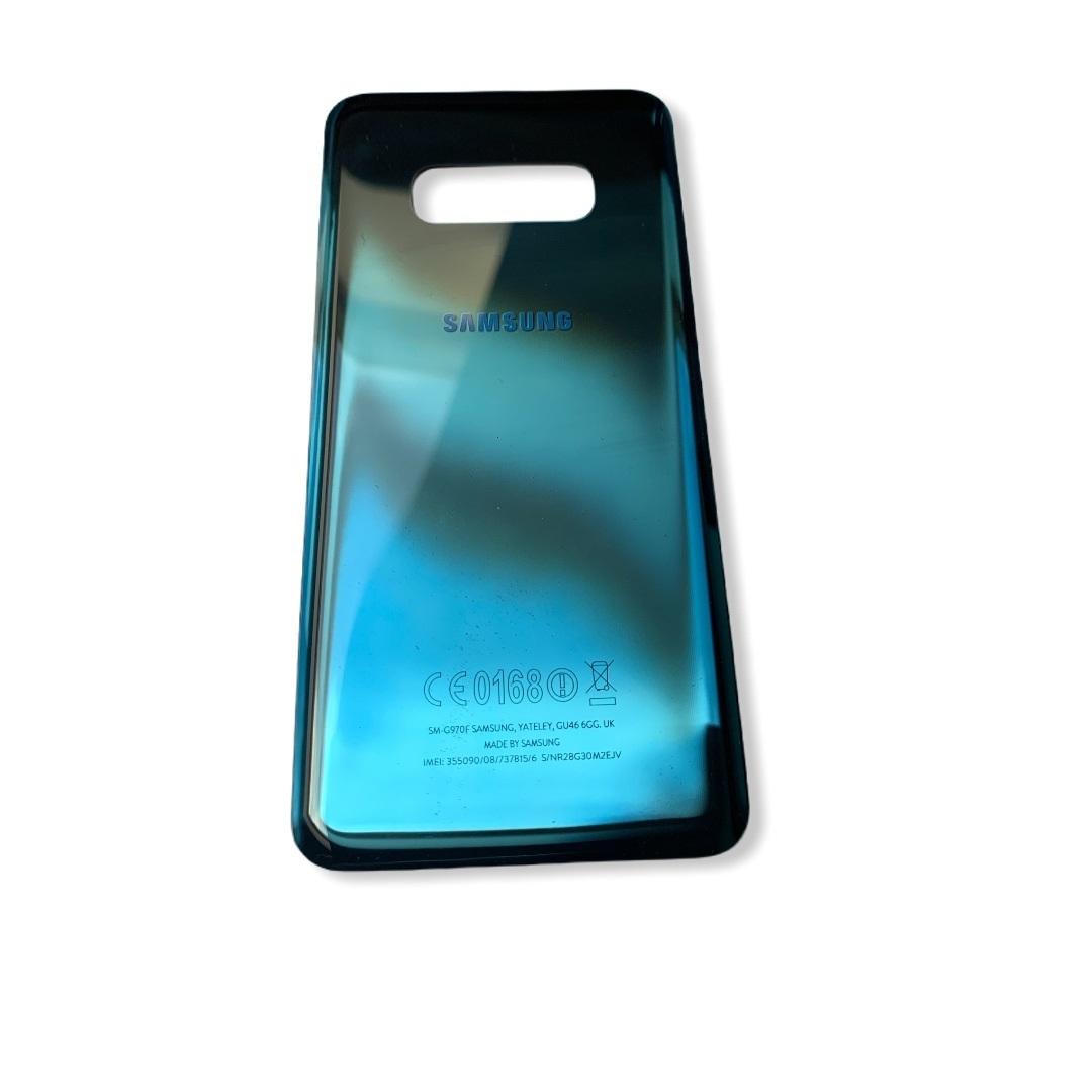 Samsung Galaxy S10e - Zadný kryt - modrý