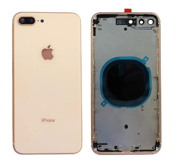Apple iPhone 8 Plus - Zadný kryt - housing iPhone 8 Plus - zlatý