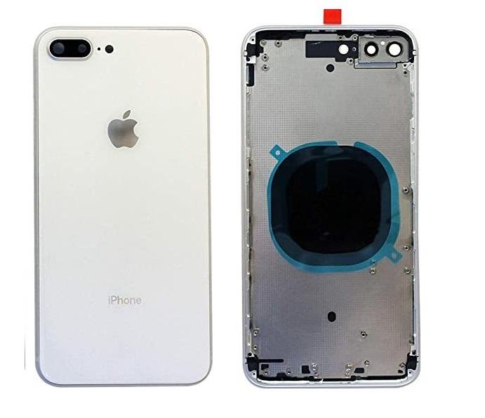 Apple iPhone 8 Plus - Zadný kryt - housing iPhone 8 Plus - biely
