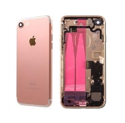 Apple Zadný kryt iPhone 7 rose gold s malými inštalovanými dielmi