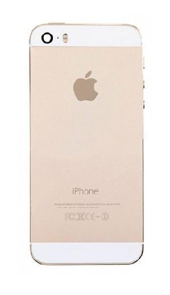 Apple iPhone 5S - Zadný kryt - champagne gold / zlatá
