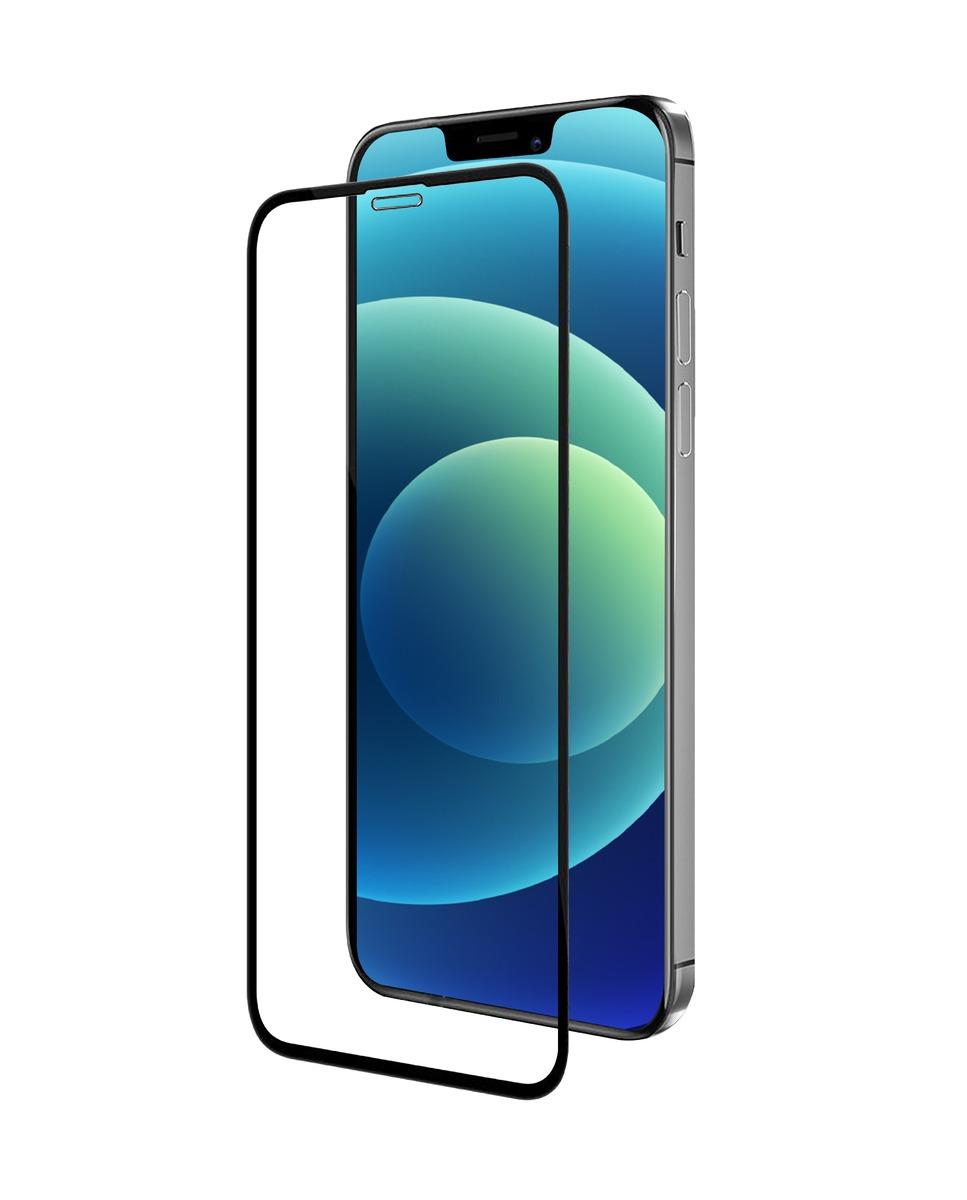 3D ochranné temperované sklo pre Apple iPhone 12