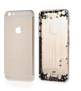 Apple Zadný kryt iPhone 6 gold - zlatý