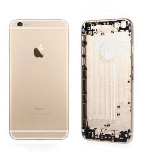 Apple Zadný kryt iPhone 6 Plus gold champagne - zlatý