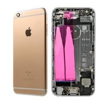 Apple Zadný kryt iPhone 6S Plus zlatý/gold s malými dielmi