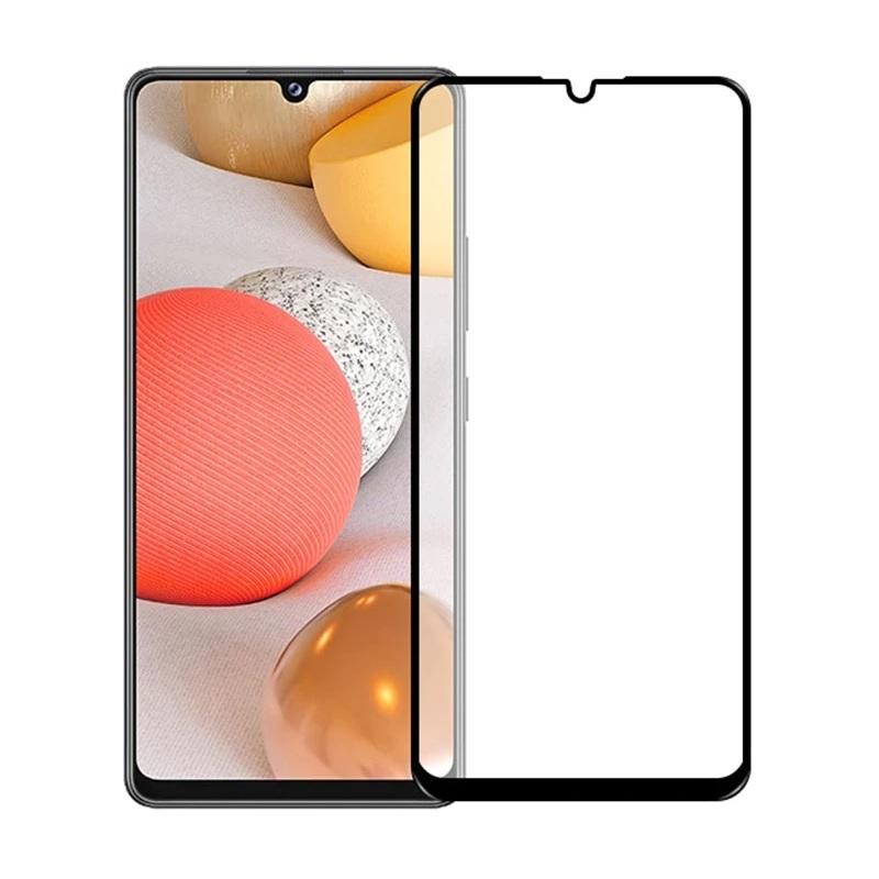 FULL GLUE 3D glass - Tvrdené sklo na displej pre Samsung Galaxy A42 5G
