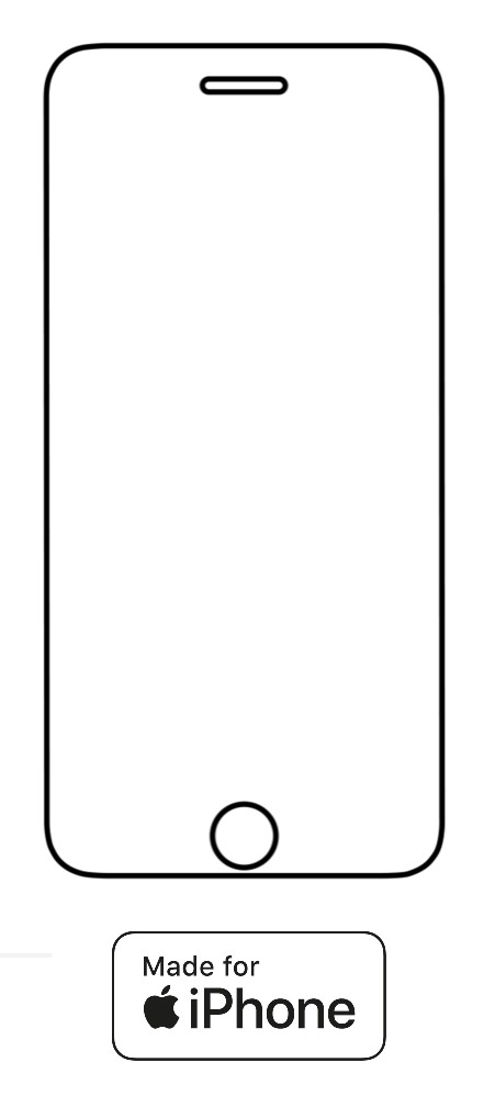 Hydrogel - Anti-Blue Light - ochranná fólia - iPhone 6/6S