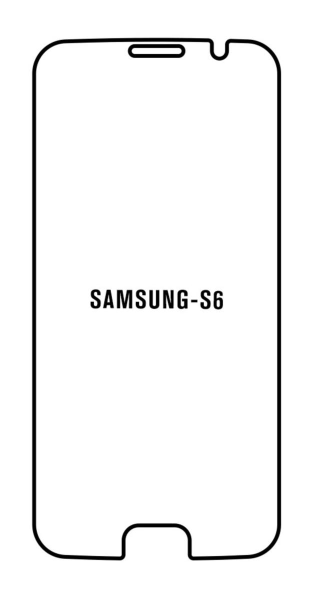 Hydrogel - ochranná fólia - Samsung Galaxy S6