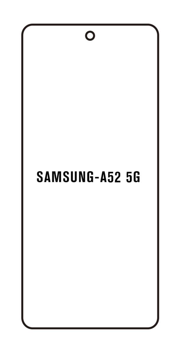 Hydrogel - ochranná fólia - Samsung Galaxy A52/A52 5G/A52s