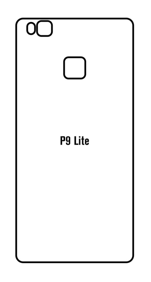 Hydrogel - zadná ochranná fólia - Huawei P9 Lite