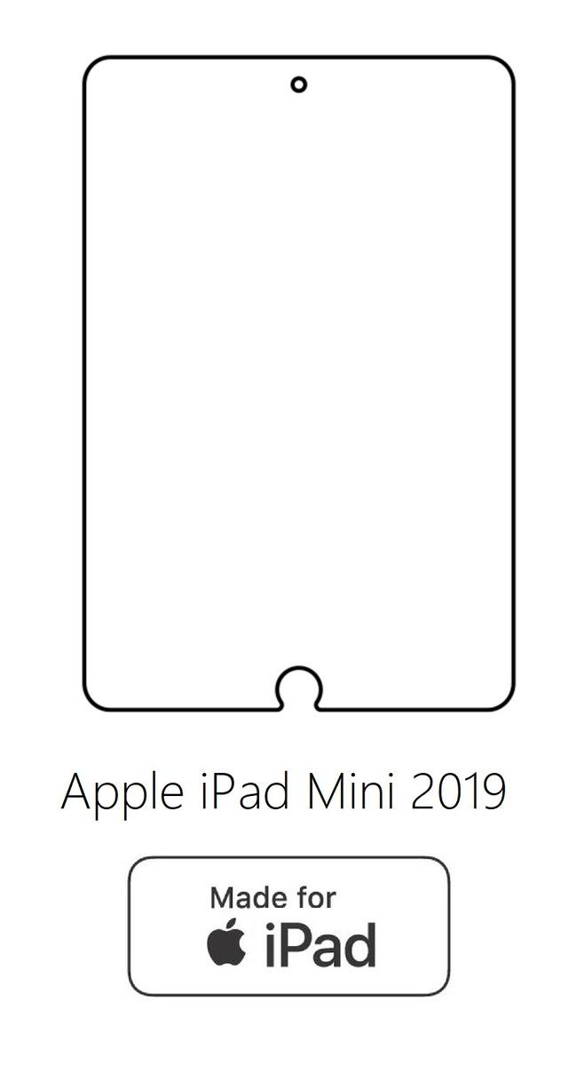 Hydrogel - ochranná fólia - Apple iPad Mini 2019