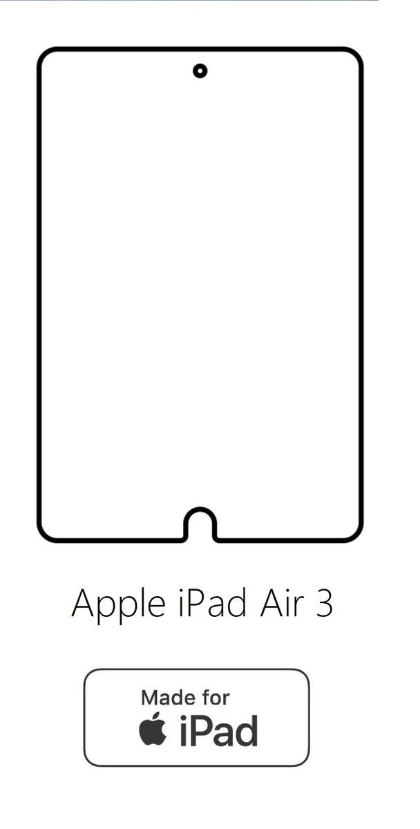 Hydrogel - ochranná fólia - Apple iPad Air 3