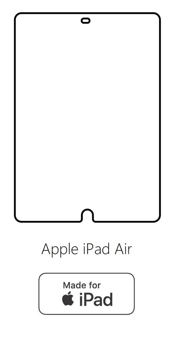 Hydrogel - ochranná fólia - Apple iPad Air