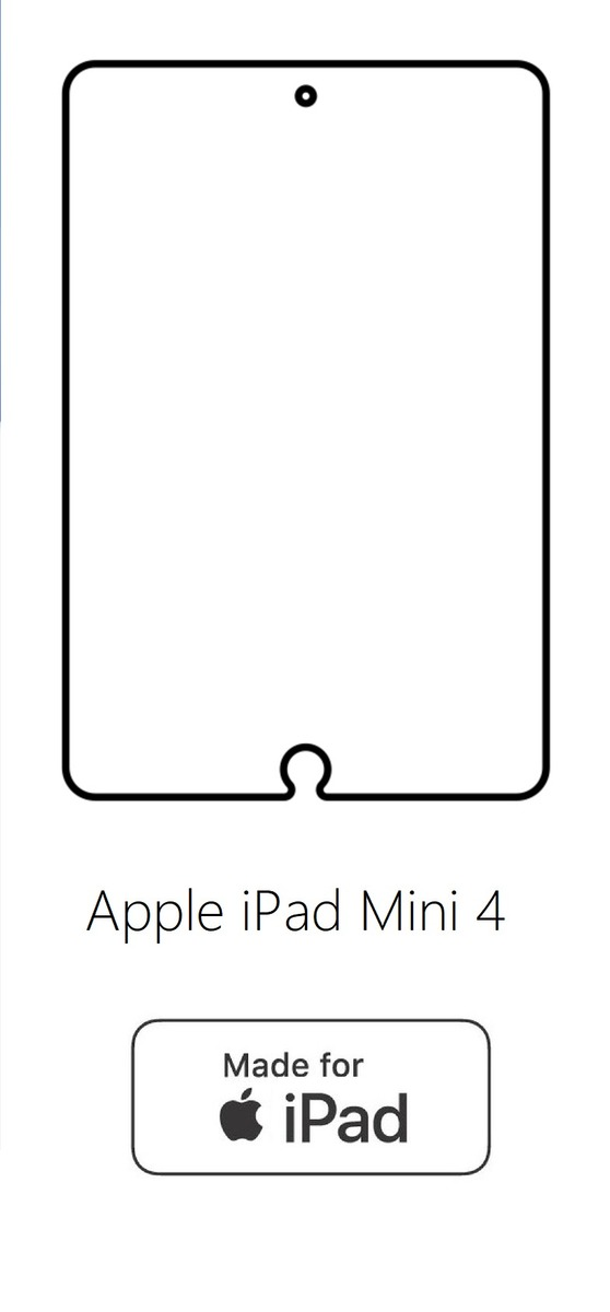 Hydrogel - ochranná fólia - Apple iPad Mini 4