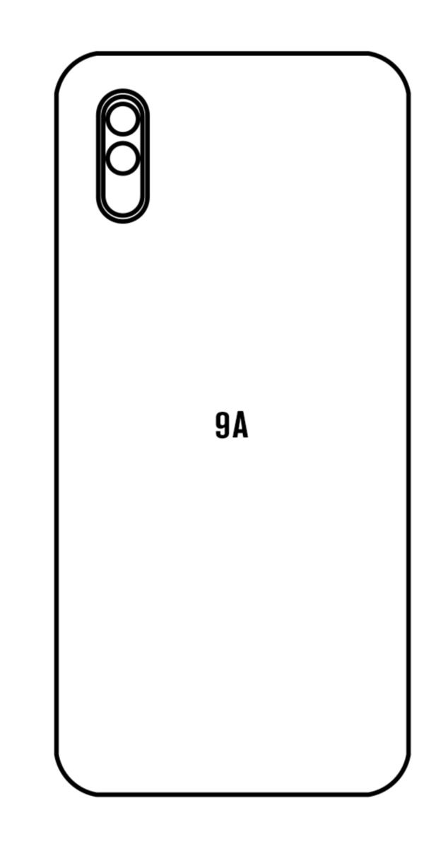 Hydrogel - zadná ochranná fólia - Xiaomi Redmi 9A