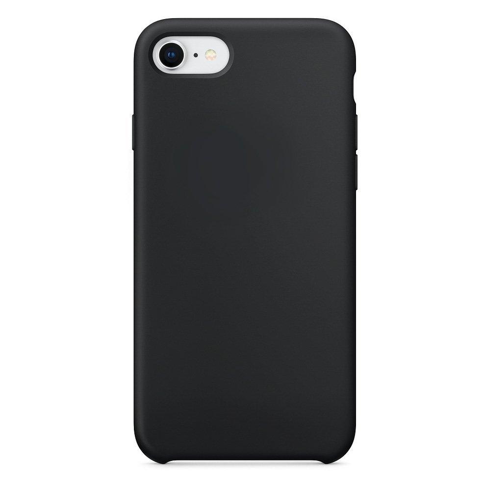 Ochranný kryt v originálnom dizajne pre Apple iPhone SE (2020) / 8 / 7 – čierny