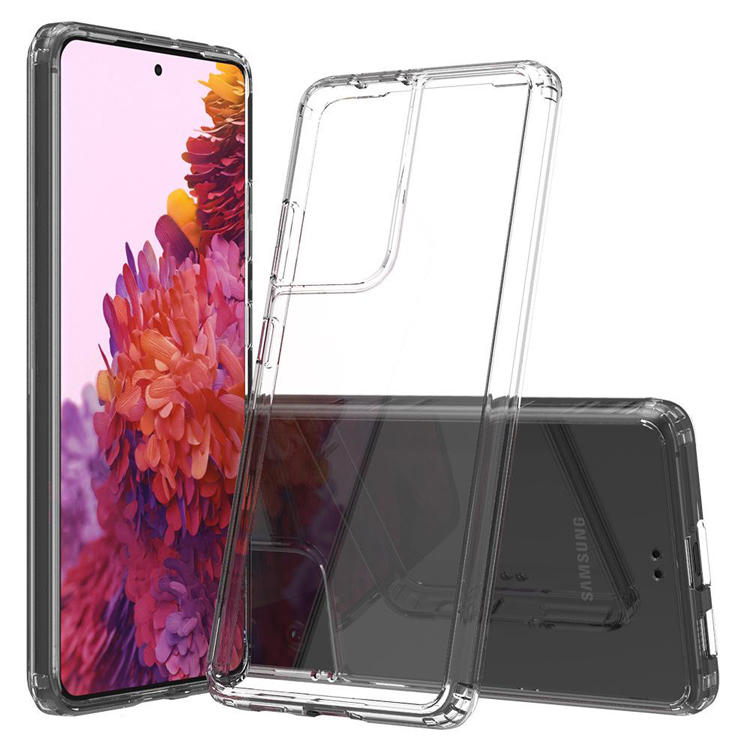 Samsung Galaxy S21 Plus - Priesvitný ultratenký silikónový kryt
