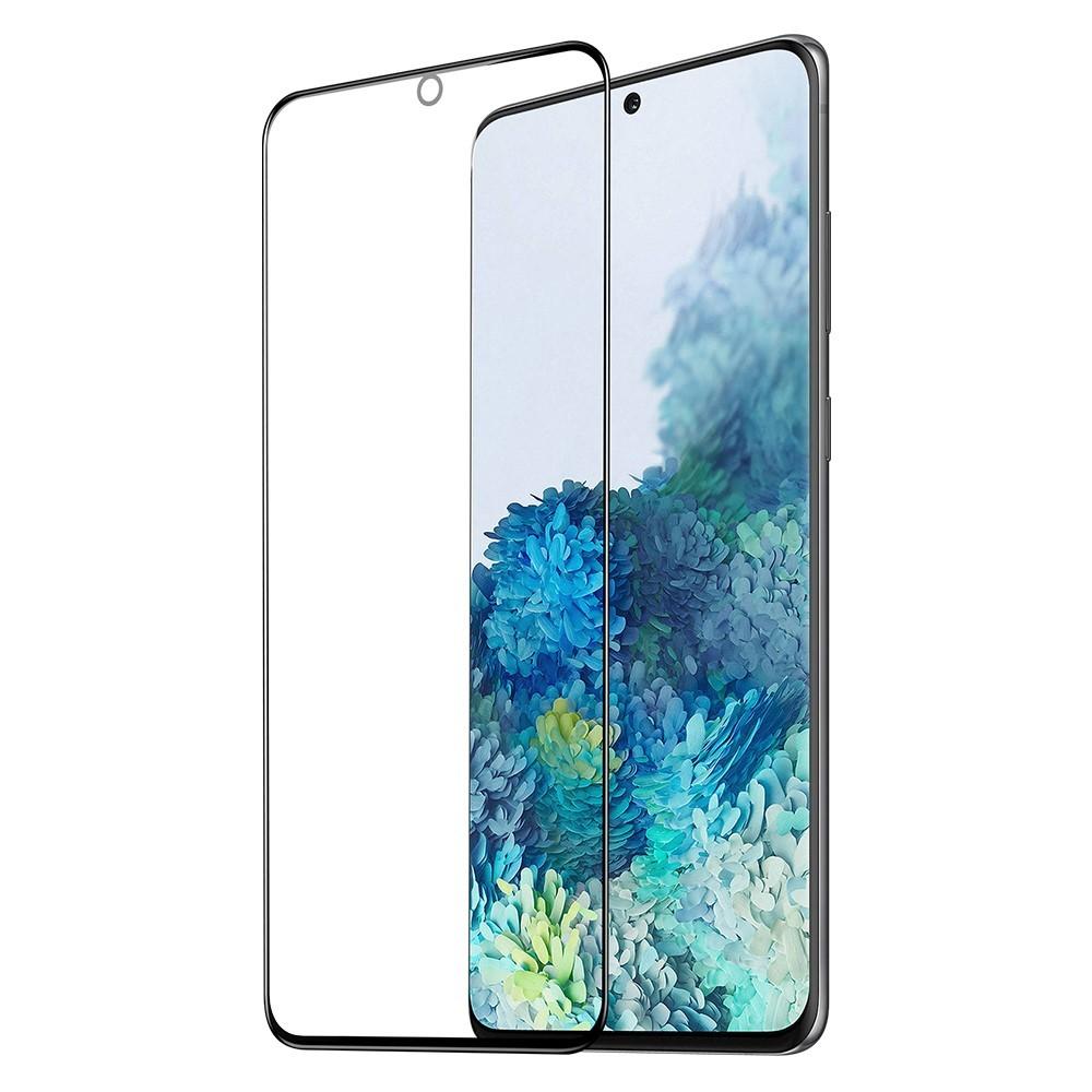 FULL GLUE 3D glass - Tvrdené sklo na displej pre Samsung Galaxy S21 Ultra