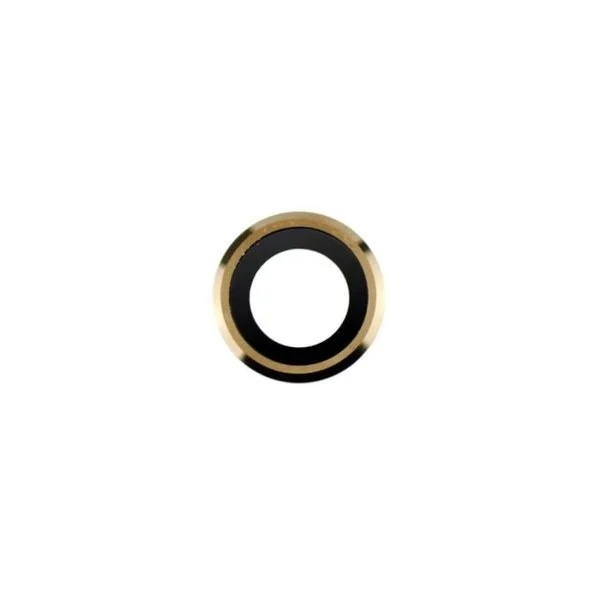 Apple Zadné sklíčko kamery iPhone 6 Plus/6S Plus - zlaté