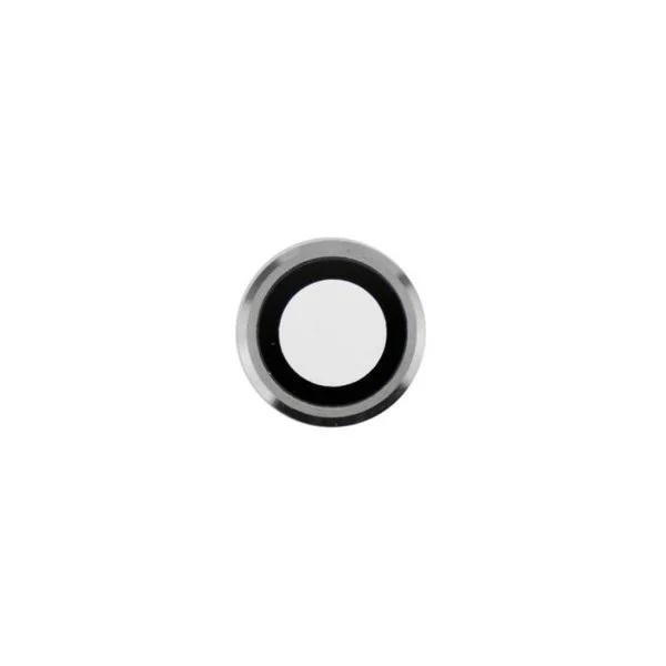 Apple Zadné sklíčko kamery iPhone 6 Plus/6S Plus - strieborné