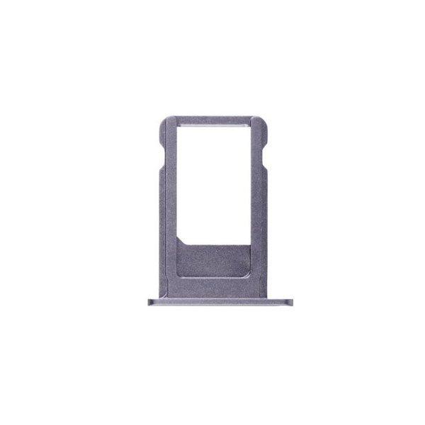 Apple iPhone 6S Plus - Držiak SIM karty - SIM tray - Space Grey (šedý)