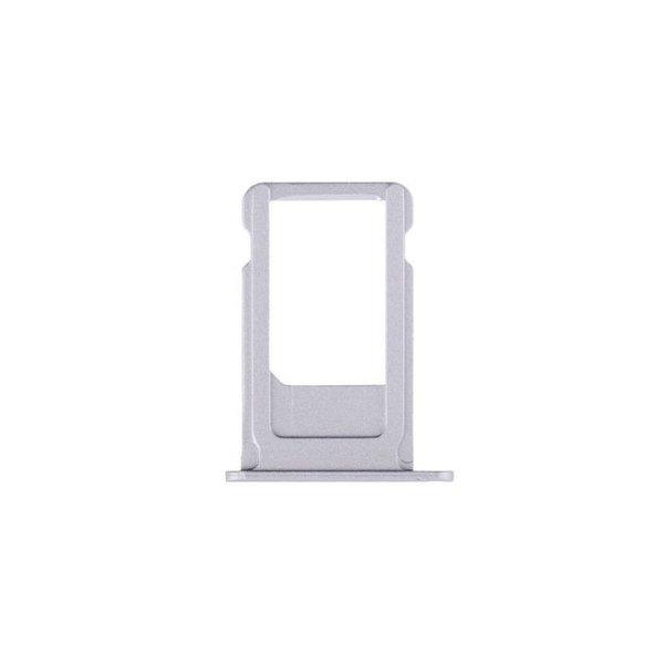 Apple iPhone 6S - Držiak SIM karty - SIM tray - Silver (strieborný)