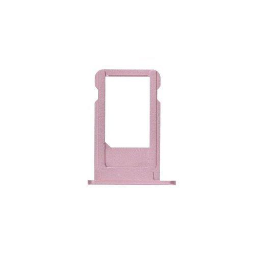 Apple iPhone 6S - Držiak SIM karty - SIM tray - Rose gold (ružový)
