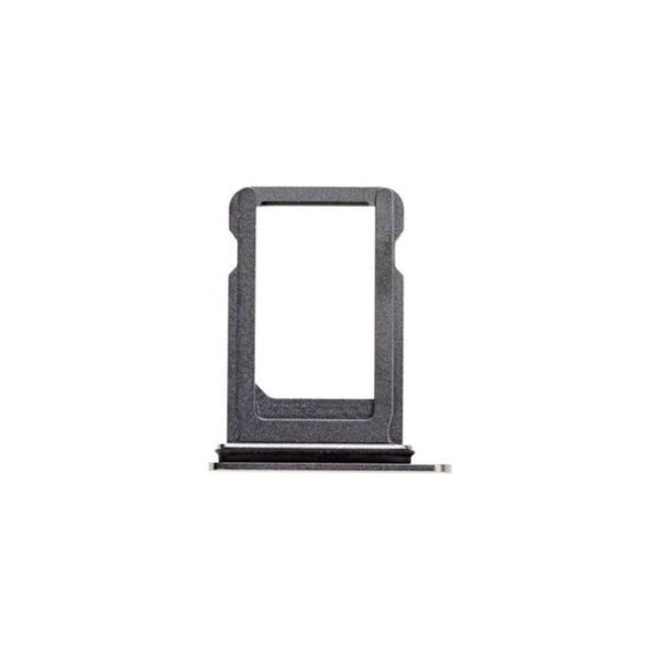 Apple iPhone 7 Plus - Držiak SIM karty - SIM tray - Jet Black (čierny)