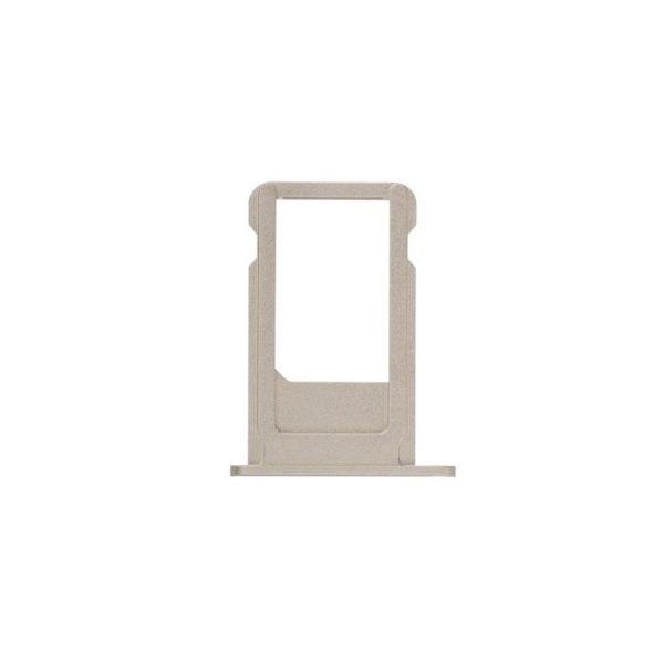 Apple iPhone 6 - Držiak SIM karty - SIM tray - Gold (zlatý)