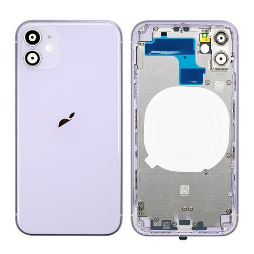 Apple iPhone 11 - Zadný Housing - Purple