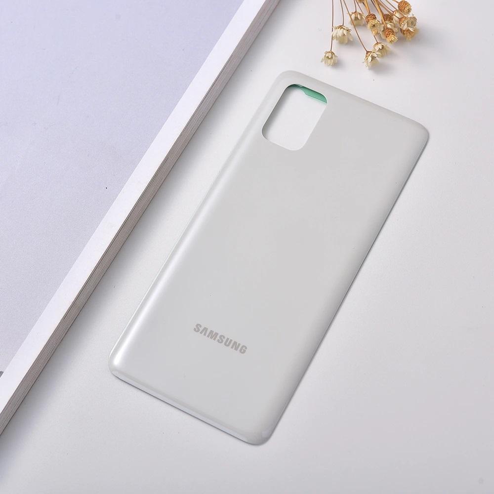 Samsung Galaxy M51 - Zadný kryt - biely
