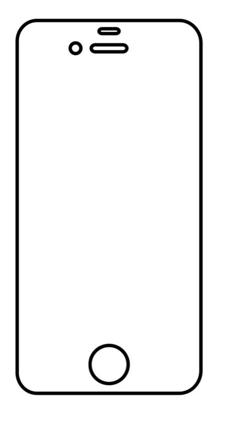 Hydrogel - ochranná fólia - iPhone 4/4S