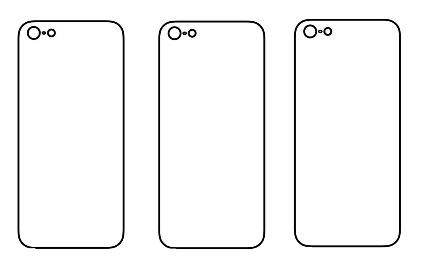 3PACK - Hydrogel - 3x zadná ochranná fólia - iPhone 5/5S/SE
